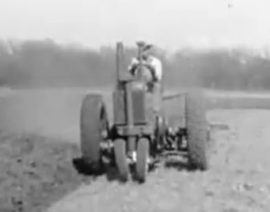 Vintage Farm Tractors